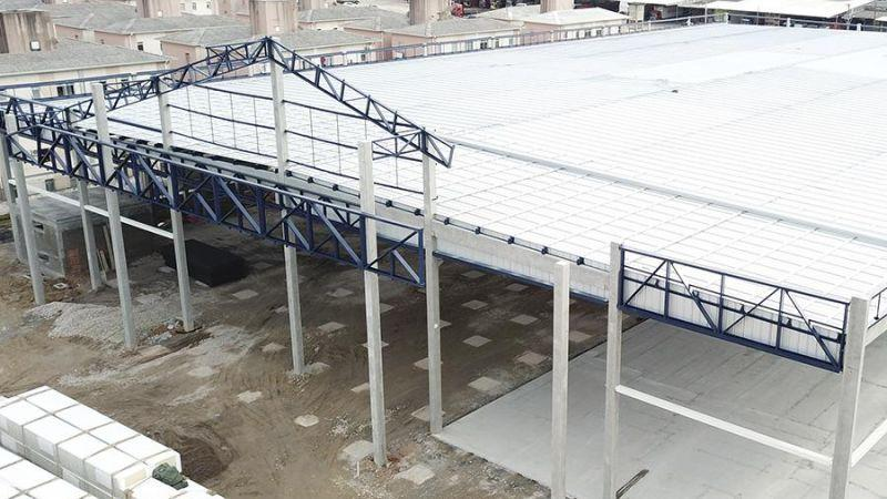 Construção de mais unidades da loja Havan