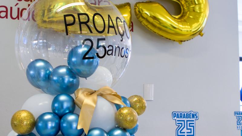 PROAÇO realiza evento especial para comemoração de 25 anos de empresa.