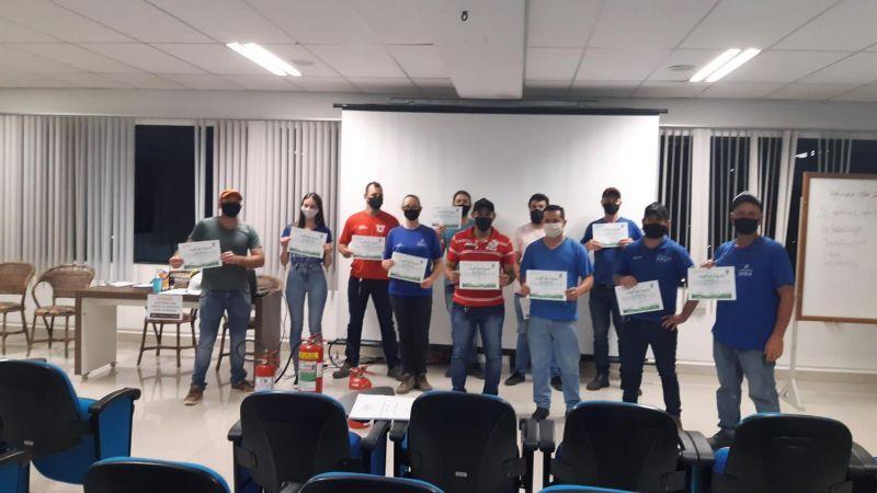 PROAÇO realiza treinamento para nova gestão da CIPA 2021/2022.