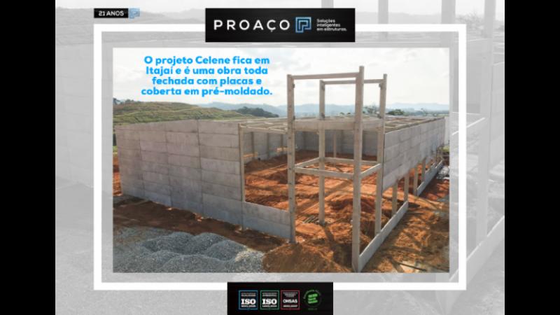 Projeto Celene em Itajaí