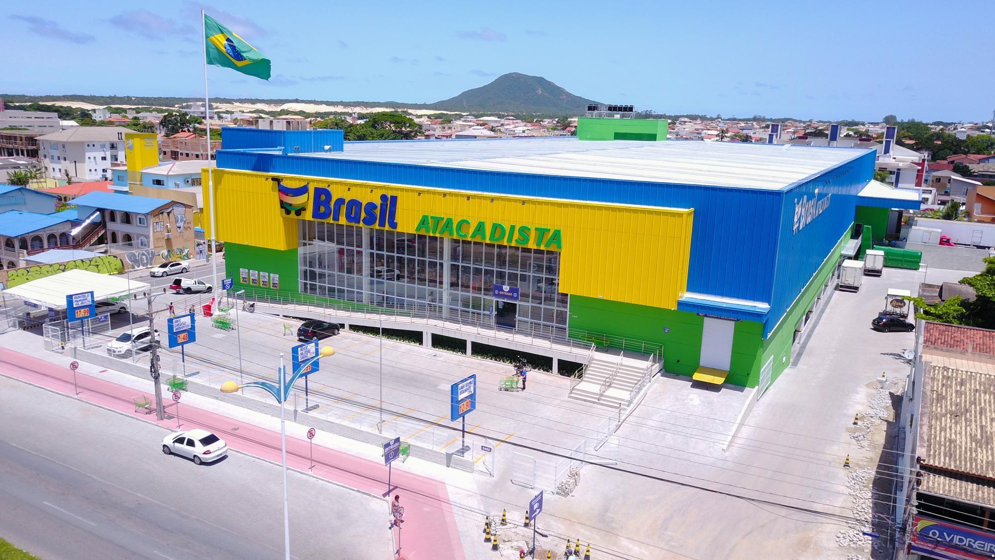 d9e3027f2 Brasil Atacadista - PROAÇO - Soluções Inteligentes em Estruturas