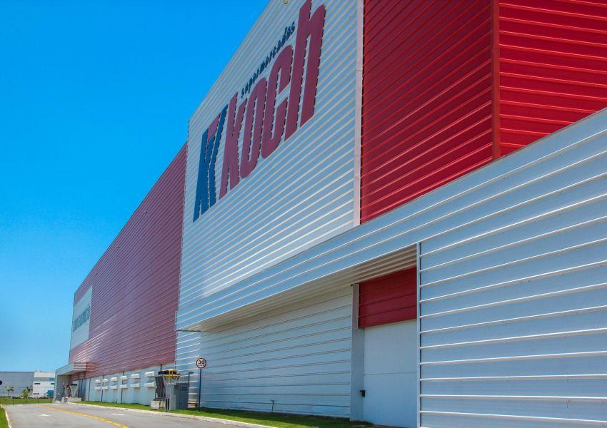 Koch Supermercados (Centro de Distribuição)